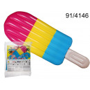 Mattress for swimming - ice lolly