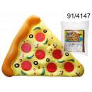 Großhandel Bettwäsche & Matratzen: Matratze zum  Schwimmen - ein Stück Pizza