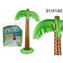 Großhandel Dekoration:Aufblasbare Palme 87 cm