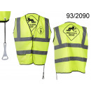 wholesale Coats & Jackets: Party vest Men at work & Drunken people c