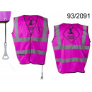 wholesale Coats & Jackets: Party vest Girls at work & Party girls cr
