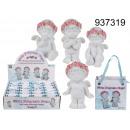 Großhandel Figuren & Skulpturen: Kleiner Engel in Sack Geschenke