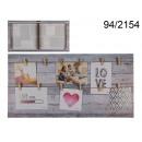 wholesale Laundry:Photo frame - Linen XL