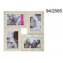 Großhandel Bilder & Rahmen: Antike Rahmen für 4 Fotos