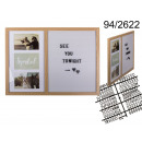 wholesale Pictures & Frames: Photo frame with memo board
