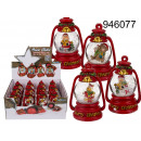 nagyker Hógömbök: Snowball Christmas Merry Christmas fény oli