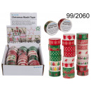 Decorative Tape Washi Tape - Christmas