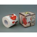 Toilettenpapier - Küss mich für ...