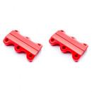 ingrosso Accessori per scarpe: lacci magnetiche - Clicks.life - RED