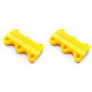 wholesale Shoe Accessories: Magnetic laces - Clicks.life - YELLOW