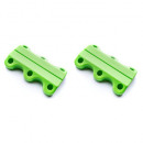 wholesale Shoe Accessories: Magnetic laces - Clicks.life - GREEN