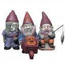 wholesale Garden Decoration & Illumination:dwarfs zombie