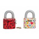 wholesale Ironmongery:moneybox padlock