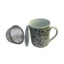 Mug with infuser
