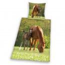 groothandel Bedtextiel & matrassen: Jong paard collectie Bedtextiel