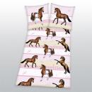 groothandel Home & Living: Young collectie: Horse Bedtextiel