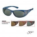 grossiste Vetement et accessoires: 2005A Kost Polarized Fit Over - Lunettes de soleil