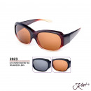 2023 Kost Polarisierte Passform - Kost Sonnenbrill