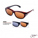 wholesale Fashion & Apparel: 2029 Kost Polarized Fit Over - Kost Sunglasses