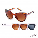 wholesale Sunglasses: H33 - H Collection Sunglasses