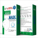 KN95 Facemask (non medical) - packed per 10 pcs, e