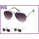 grossiste Vetement et accessoires: H5 - Lunettes de soleil collection H