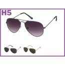 Großhandel Sonnenbrillen: H5 - H Kollektion Sonnenbrillen