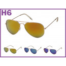 Großhandel Fashion & Accessoires: H6 - H Kollektion Sonnenbrillen