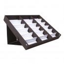 Großhandel Geschäftsausstattung: Präsentationsbox 18 Slots