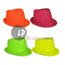 wholesale Headgear: fluo pink fuchsia hat tribly