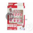 mayorista Esmalte de uñas: lot 24 uñas postizas enfermera