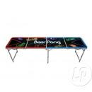 grossiste Meubles de jardin: table de bière-pong spotlight lumineuse