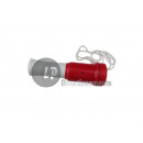 air horn blaster mini red & white colors
