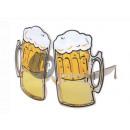 Großhandel Brillen:gag Biergläser