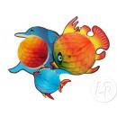 set of 3 small fish balls