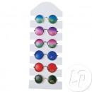 grossiste Fournitures de bureau equipement magasin: présentoir de  comptoir plexi pour 6 lunettes 48cm