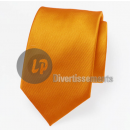 wholesale Ties:United 46cm orange tie