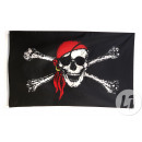 piratenvlag 90x150 cm