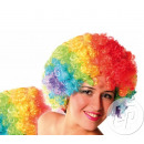 wholesale Toys:multicolored afro wig