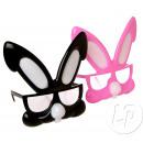 glasses pink bunny