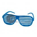 Großhandel Gläser:blaue Sonnenbrille