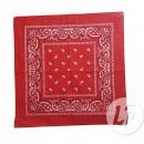 Großhandel Tücher & Schals:rote Kaschmirbandanna