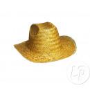 Großhandel Kopfbedeckung: Cowboyhut Stroh  (ohne schwarze Stirnband)