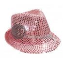 Großhandel Fashion & Accessoires:mickael Hut pink glitter