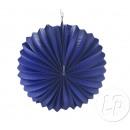 nagyker Lámpások: lámpás gyertya ajtó kék 25cm