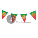 wholesale Gifts & Stationery: garland 20 pennants PORTUGAL 10m