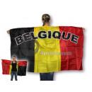 België vlag cape 90x150 cm