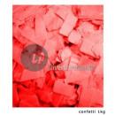 1kg pakket van rode confetti slowfall