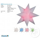 wholesale Machinery: inflatable star -  star with remote control 2m year