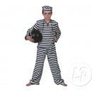 child prisoner costume Size 140cm